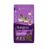 Burgess Excel Chinchilla Nuggets 1.5kg Makanan Chinchilla
