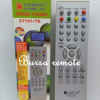 REMOT/REMOTE MULTI TV POLYTRON TABUNG/SLIM/FLAT Type CT-101 -GROSIR