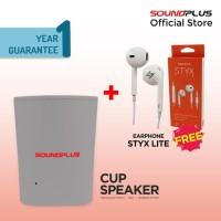 [FS] Soundplus - Cup + Lite (Bundle) / Speaker / Earphone / Promo