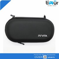 Dompet Tas Airfoam Pouch Travel Bag PSVita PS Vita Warna Hitam