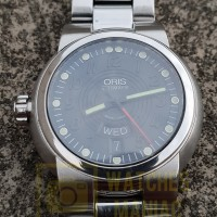 Jam tangan Super Rare Original Oris TT1 Lefty Automatic Swiss Made