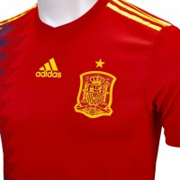 Jersey Spanyol Home 2018 Climachill