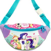 Bag Waist - tas pinggang anak karakter - tas selempang - Little Pony