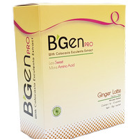 B'gen Ginger Pro Untuk Ibu Hamil. Less Sugar dan Tanpa Pemanis buatan
