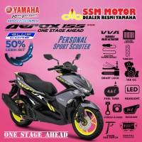 Yamaha AEROX VVA 155 BLUECORE