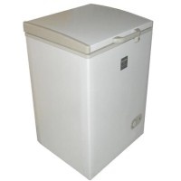 JUAL PROMO CHEST FREEZER SHARP KAPASITAS 114 LITER TYPE FRV-127 1DOOR