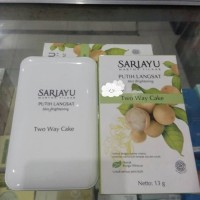 Harga Bedak Sariayu Two Way Cake Travelbon.com
