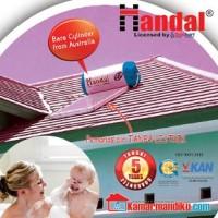 Solar Water heater Solahart Handal ECO Australia Tanpa listrik ga