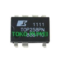 LCD power chips TOP258PN TOP258 PN IC TOP258P DIP 7 AF66