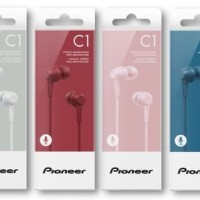 Pioneer - C1T Earphone