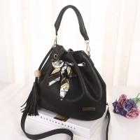 tas branded batam/tas wanita import murah grosir_hitam