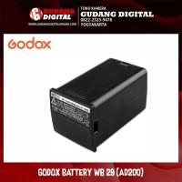 Godox Battery WB 29 (AD200)