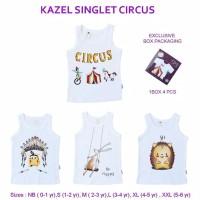 Kazel Singlet Circus 4in1