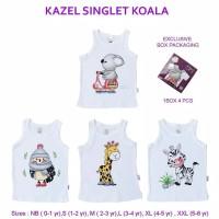Kazel singlet Koala 4in1