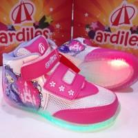 sepatu lampu led HI anak perempuan ardiles ARIELLA