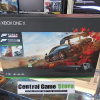 XBOX One X Console System 1TB - Forza Horizon 4 Bundle