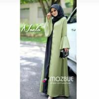 Termurah Jual grosir baju gamis muslimah / nazla dress Ok