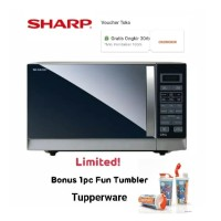 SHARP R728IN Microwave - W/K/S