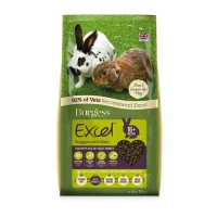 Burgess Excel Nuggets with Mint Rabbit Food Makanan Kelinci 10 kg