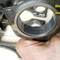 MESIN OPEL BLAZER DOHC ENGINE SHORT MESIN BAWAH KONDISI SANGAT ISTIM