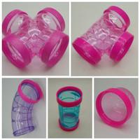 Mainan Hamster Terowongan/Lorong
