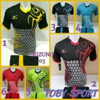 Jual Baju Kaos Olahraga Jersey Bola Setelan Futsal / Volly Mz 03 Murah