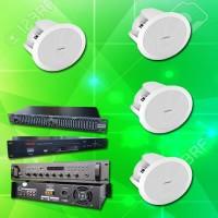 Harga paket sound system galery cafe bose produk | Pembandingharga.com