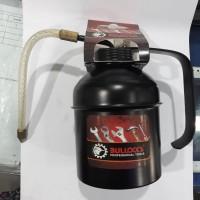 Semprotan Oli Kaleng / Oil Can Round Bulat Bullock 500cc - Berkualitas