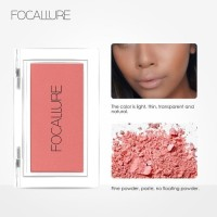 FOCALLURE SUGAR FRESH BLUSH PRESSED POWDER FA77 - C EMPAT