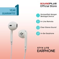 [FS] Soundplus - Lite / In-ear Earphone / Deep Bass / Speaker Dinamis