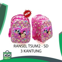 New RANSEL SD CANTIK LOL - Tsum - Little Pony - Frozen Love 5D