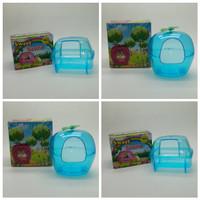 Mainan Hamster Sauna Toilet Tempat Pasir Hamster
