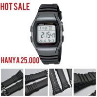 Strap tali jam tangan Casio w-96H TERMURAH