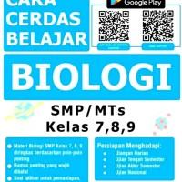 Harga jual cara cerdas belajar biologi smp kelas 7 8 9 persiapan unbk | antitipu.com