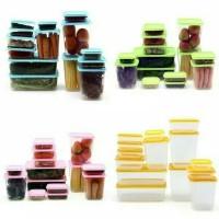 Harga callista otaru sealware set mirip tupperware 1 set 7   Pembandingharga.com