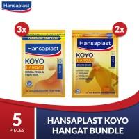 Hansaplast Koyo Hangat Bundle - Flash Sale