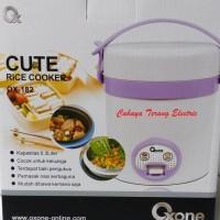 Mini Rice Cooker Oxone OX-182 (0.3 liter) - Ungu