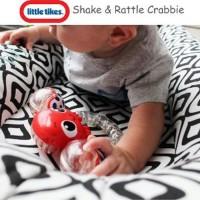 Little Tikes Shake n Rattle Crabbie aksesoris anak