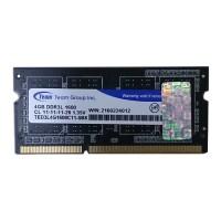Team Elite 4GB DDR3L PC 1600 SODIMM NOTE BOOK Ram Low Voltage