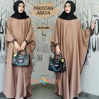 Gamis modern BIG SIZE!!! Abaya Pakistan Baju Muslim hijab modern