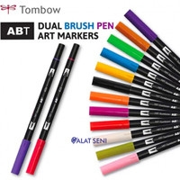 Tombow Dual Brush Pen ABT / Tombow ABT Dual Brush Pen