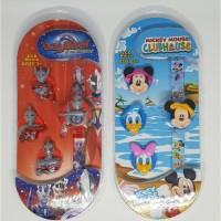 Jam Tangan Kepala Mickey Mouse / Jam Tangan Anak Karakter Ultraman