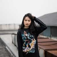 Culture Hero - Kaos Distro Keren Budaya Indonesia - Abhimanyu LS