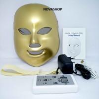 Masker Topeng Terapi Photon LED PDT LTD 7 LIGHT MASK Rejuve BB GLOW
