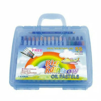 Giotto oil pastels 55 colours