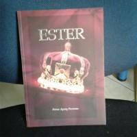 Ester buku karangan Petrus Agung Purnomo