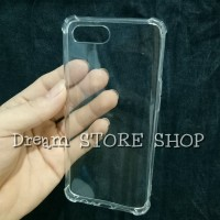 Case Anti Crack OPPO K1 New 2018 / Soft Clear Case Proof Knock Shock