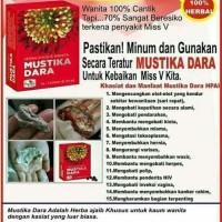 Produk Herbal Mustika Dara HPAI, Obat Herbal Untuk Organ Vital Wanita
