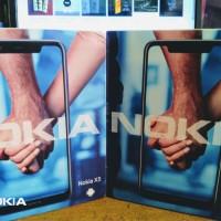 NOKIA 5.1 PLUS X5 PLUS Ram 3GB Rom 32GB