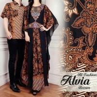 Couple Batik Alvia Setelan Batik Atasan Batik